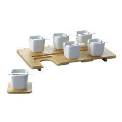 service à café design