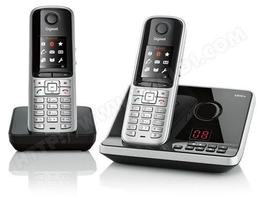 siemens téléphone sans fil