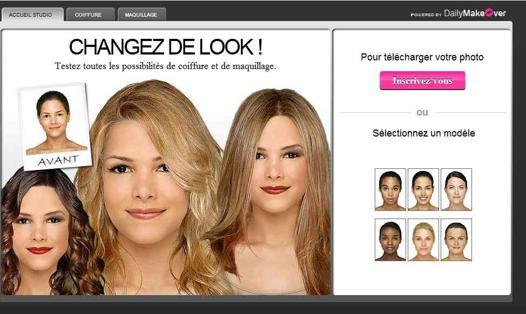 simulateur de couleur cheveux