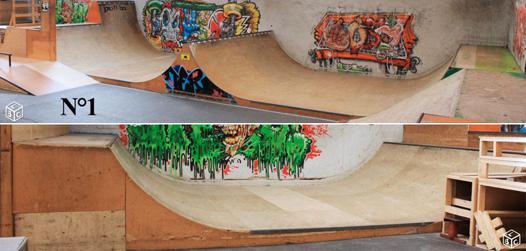 skateboard le bon coin