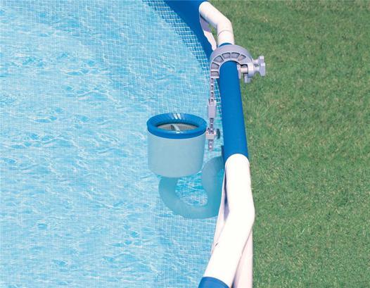 skimmer piscine hors sol intex