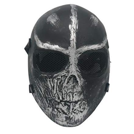 skull airsoft