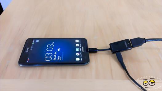 smartphone avec port micro hdmi