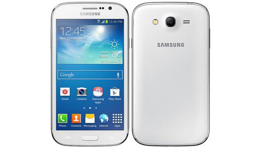 smartphone galaxy grand plus