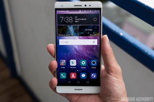 smartphone huawei mate s 4g 32 go