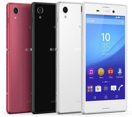 smartphone sony 5 pouces