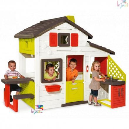 smoby maison