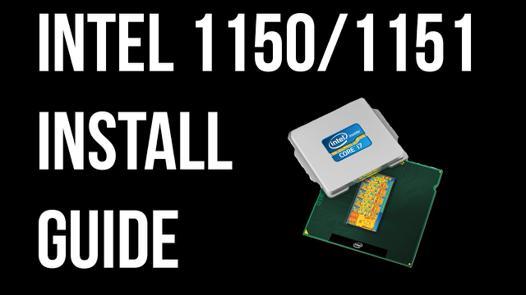 socket 1150 ou 1151