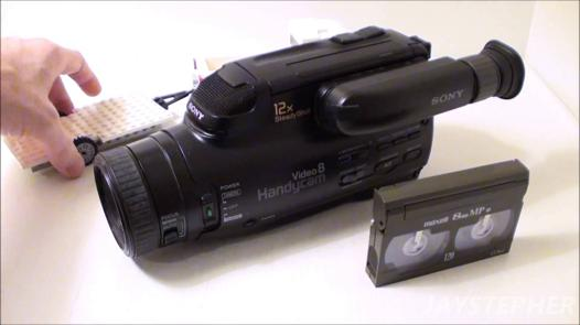 sony handycam video 8