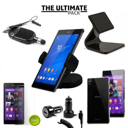 sony xperia z3 accessoires