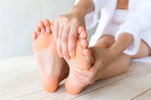 soulager les pieds