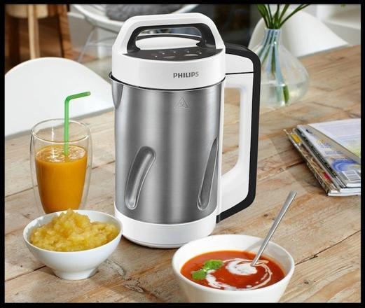 soup maker philips recettes