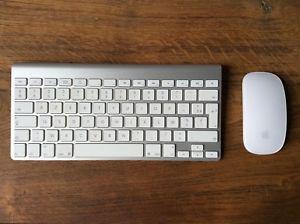 souris clavier sans fil apple