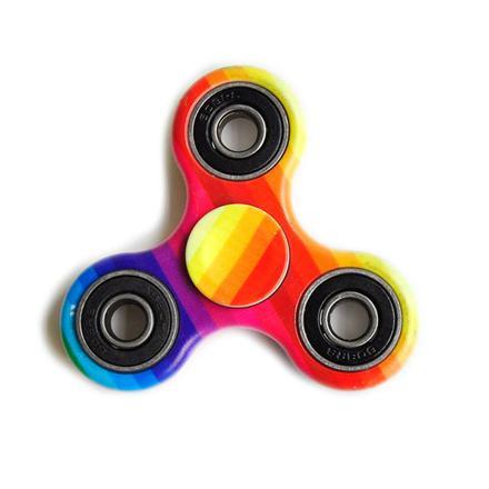 spinner multicolor