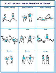 sport elastique exercice