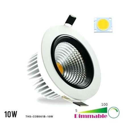 spot encastrable dimmable