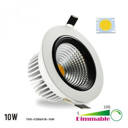 spot led dimmable encastrable