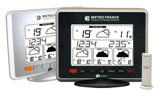 station meteo france la crosse