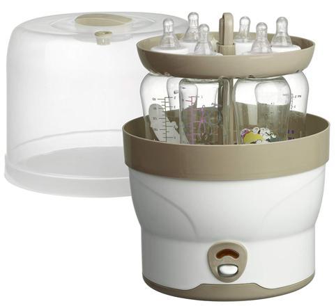 sterilisateur vapeur biberon