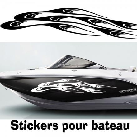 sticker pour bateau