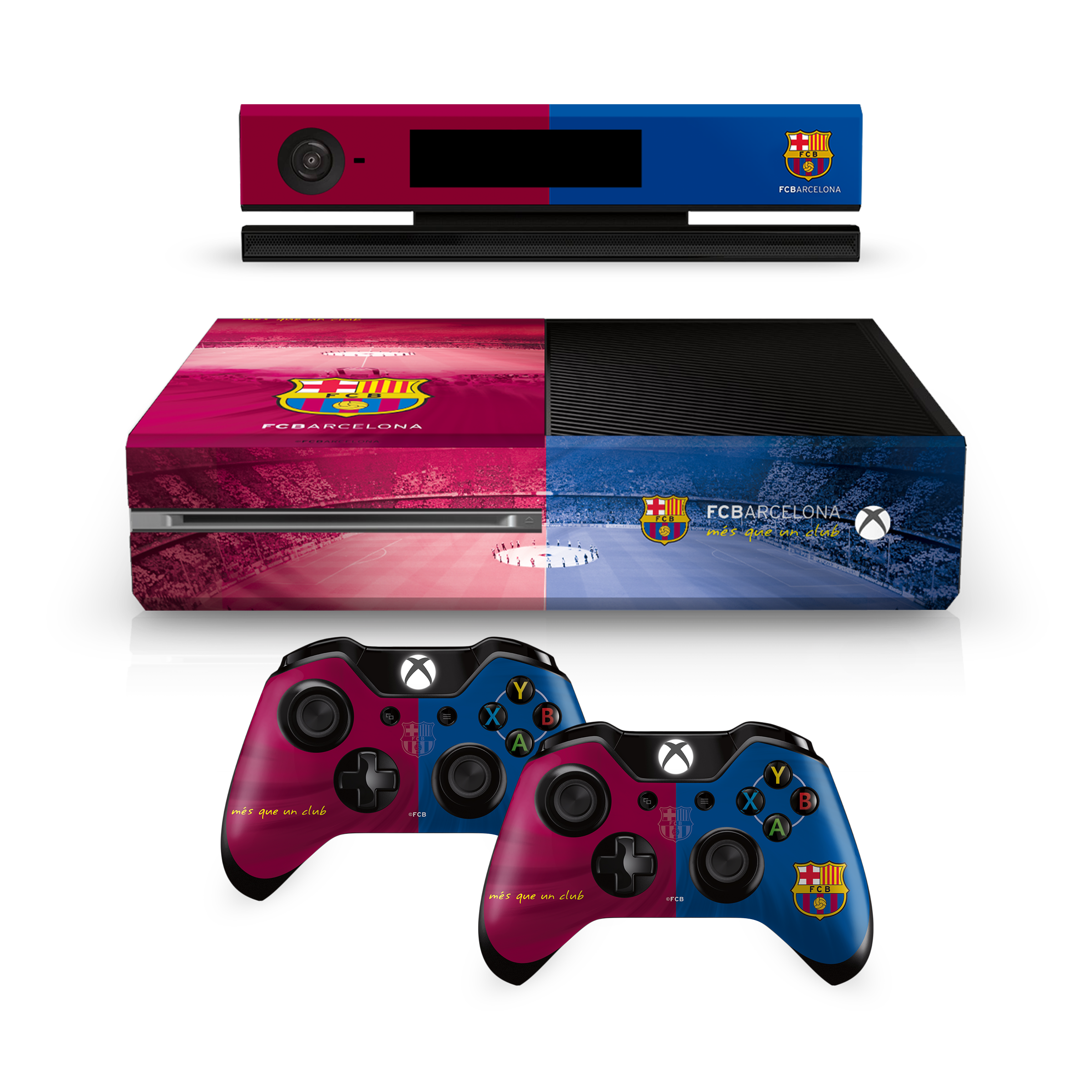 stickers console