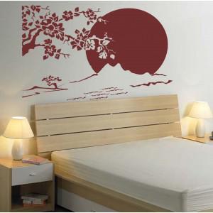 stickers japonais zen