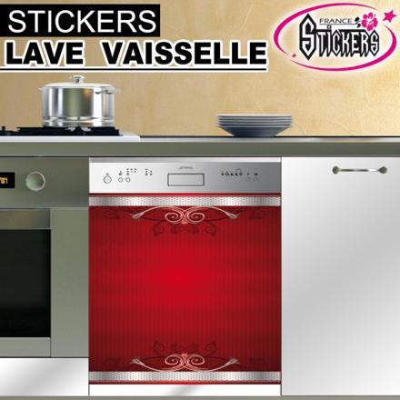 stickers lave vaisselle