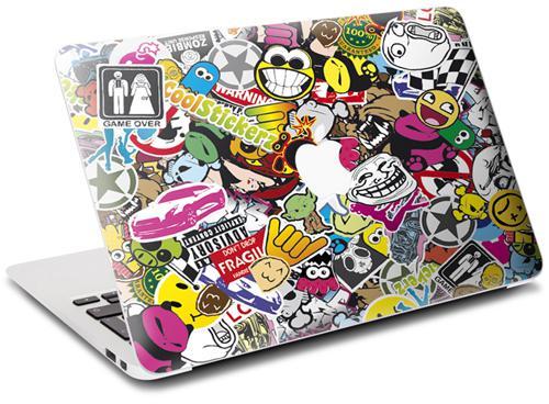stickers mac book pro