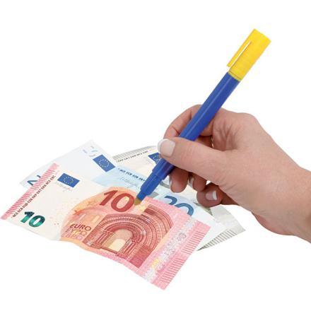 stylo detecteur de faux billet
