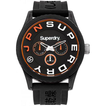 superdry montre homme