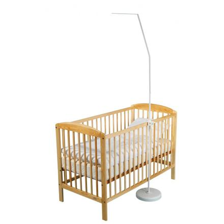 support pour ciel de lit bébé