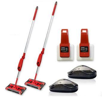 swivel sweepers