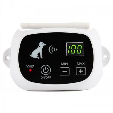 système anti fugue chien sans fil