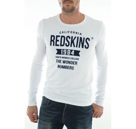 t shirt redskins homme