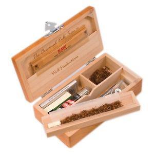 tabac a rouler en boite