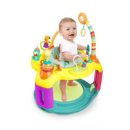 table d activité bébé avec siege