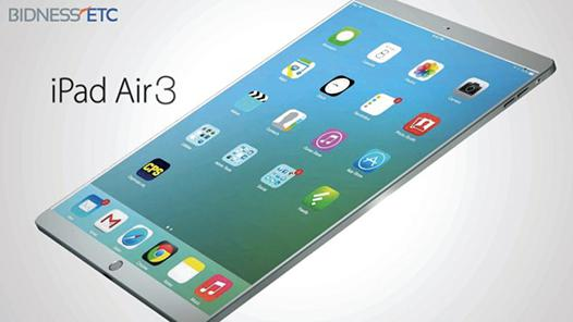 tablette apple air 3