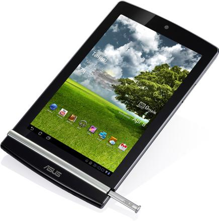 tablette asus avec stylet