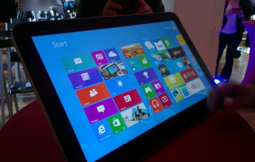 tablette samsung 21 pouces