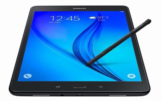 tablette samsung avec stylet