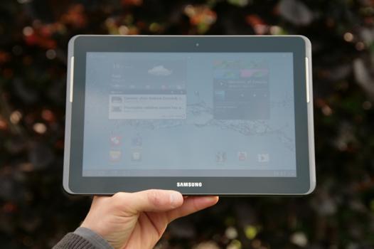 tablette samsung en surchauffe