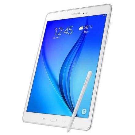 tablette samsung galaxy tab a 9.7 16 go wifi blanc + stylet
