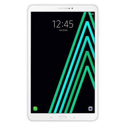tablette samsung galaxy tab a6 10.1 16 go 4g blanc