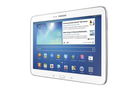 tablette samsung tab 10 pouces