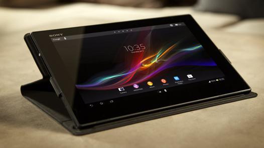tablette sony xperia z5