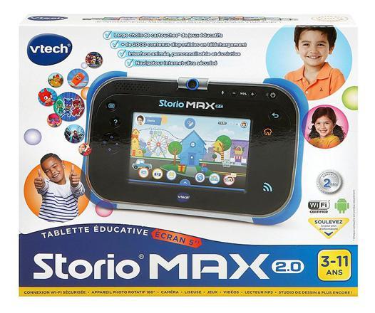 tablette storio max 2.0