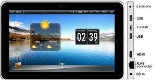 tablette tactile 10