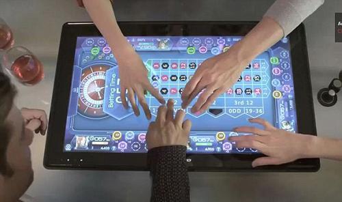 tablette tactile 27 pouces