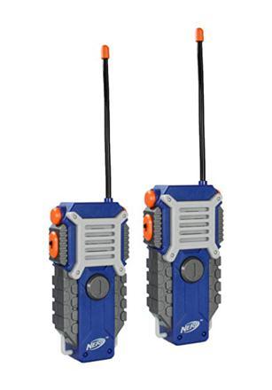 talkie walkie nerf