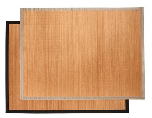 tapis bambou casa